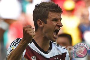 Pertahankan rekor sempurna, Jerman tundukkan Irlandia Utara 3-1