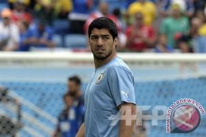 Diimbangi Venezuela 0-0, Uruguay tunda lolos otomatis ke Rusia