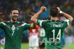 Klasemen kualifikasi Piala Dunia 2018 Zona Concacaf