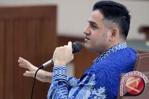Nazaruddin  Membantah Keterlibatan SBY Proyek KTP Elektronik