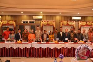 Wagub Berharap Diplomat Kenalkan Gorontalo Di Internasional