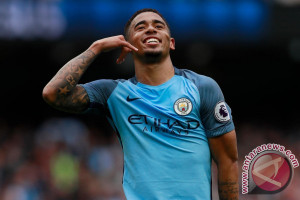 Klasemen Liga Inggris: Manchester City teratas, United kedua