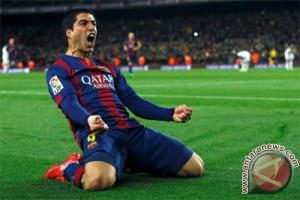 Klasemen Liga Spanyol, Barcelona kokoh hingga pekan kedelapan