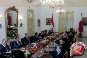 Presiden: Indonesia ajak Qatar tingkatkan investasi