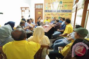Pedro Bau Dapat 19 Dukungan Musdalub Golkar Bonbol