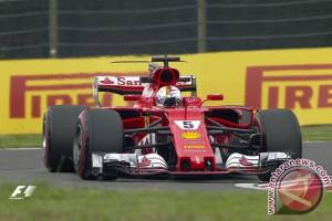 Vettel tolak menyerah di Formula 1