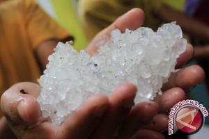 BMKG: hujan es masih berpotensi terjadi di Sampit