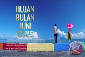 Hujan Bulan Juni Film Manado Bermakna Personal Komitmen