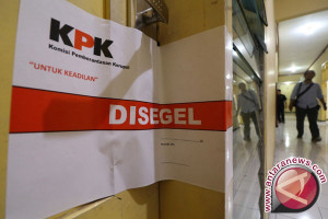 KPK Geledah Lima Lokasi Penyidikan Kasus Suap Bupati Subang