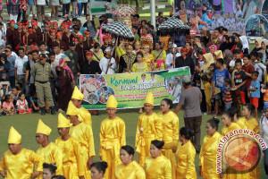 Karnaval Multi Etnis Meriahkan Festival Pesona Boalemo