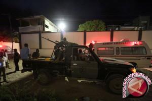 25 tewas dalam serangan ke hotel di ibu kota Somalia