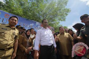 Mentan Berikan Bibit Dan Pupuk Di Gorontalo