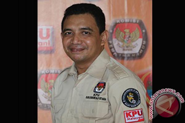 KPU  Gorontalo Utara Mulai Cetak APK