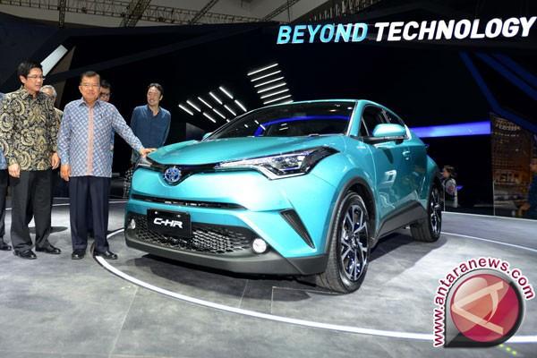 Kapan Toyota C-HR meluncur di Indonesia?