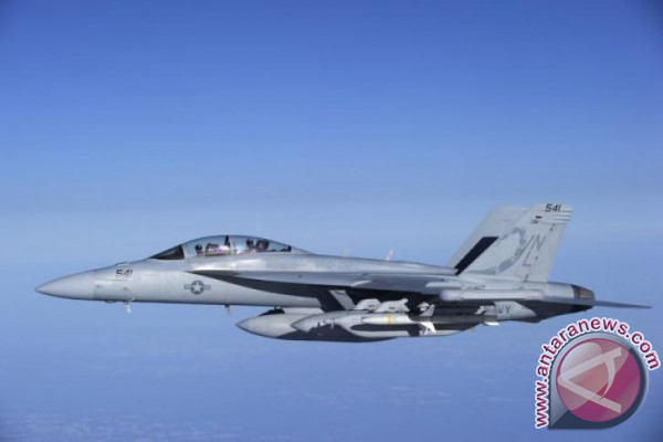 Pilot pesawat tempur AS di-grounded gara-gara gambar alat vital