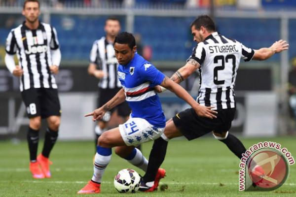 Juventus Takluk Dari Sampdoria