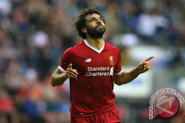 Mohamed Salah Pimpin Topskor Liga Inggris