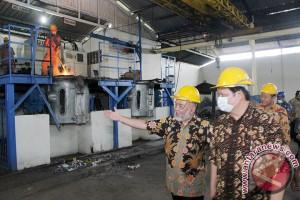 Kurangi pengangguran di Klaten, Kemenperin angkat IKM logam