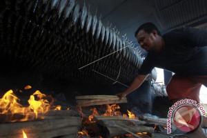 Produksi Ikan Asap Gorontalo Capai Satu Ton/Hari