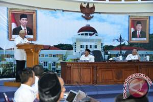Realisasi Fisik Pembangunan Gorontalo Capai 80 Persen