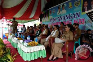 Pemkab Gorontalo Utara Apresiasi Dipilihnya Cisadane Jadi Kampung KB