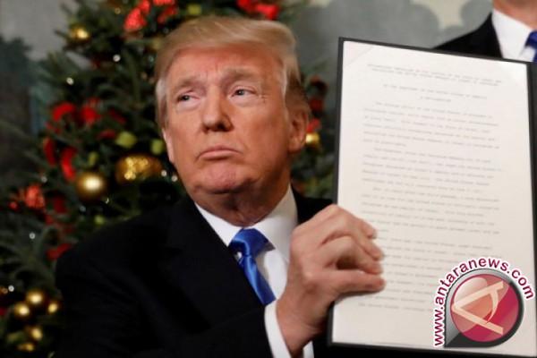 Trump Belum Dipastikan Hadiri Forum Ekonomi Dunia