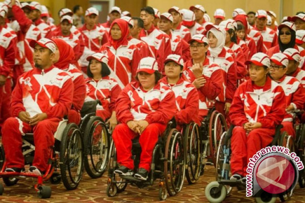 Indonesia rebut 16 emas Asian Youth Para Games Dubai
