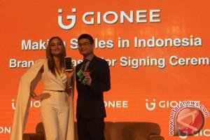Brand smartphone Gionee resmi masuk pasar Indonesia