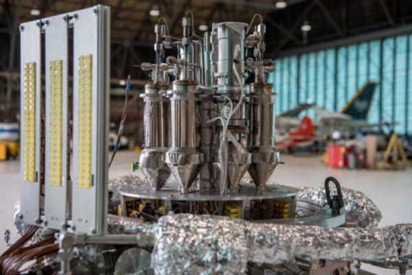 AS Uji Sistem Nuklir Dukung Astronaut di Mars