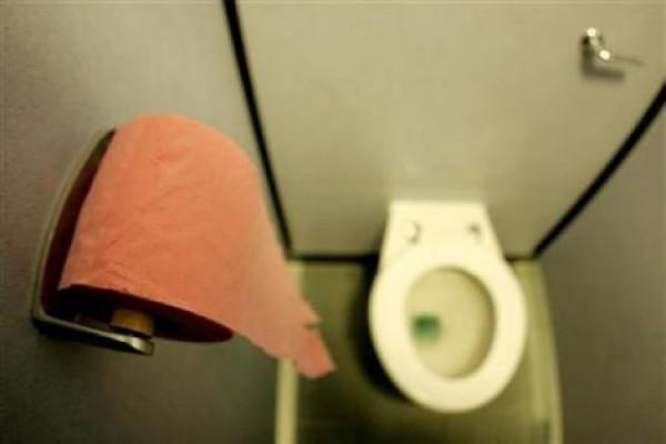 Cara Kerja Toilet di Pesawat
