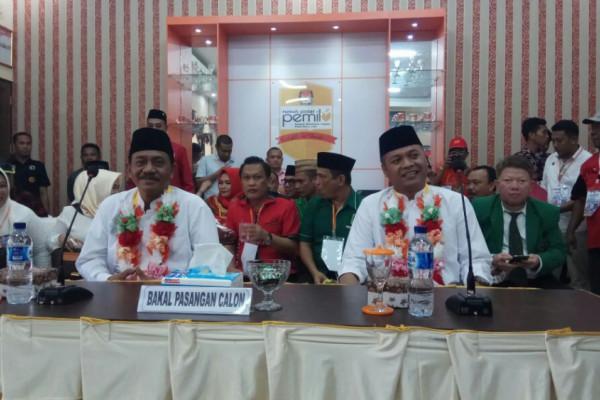 Galeri Pendaftaran Calon Wali Kota dan Wakil Wali Kota Gorontalo