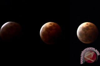 Blue Blood Moon yang Tak Biru Ataupun Berdarah