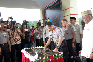 SPN Gorontalo Jadi Rujukan Polda Lain