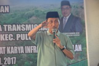 Pemkab Gorontalo Optimalkan Fungsi Embung di Desa