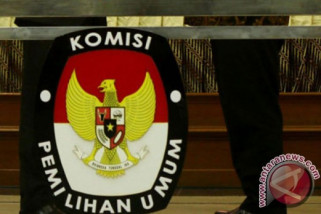 KPU Gorontalo Utara Distribusi Alat Peraga