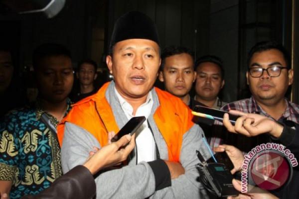Cagub Lampung Resmi Ditahan KPK