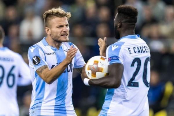 Lazio bekuk Verona 2-0