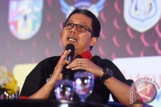 Joko Driyono Plt Ketua Umum PSSI