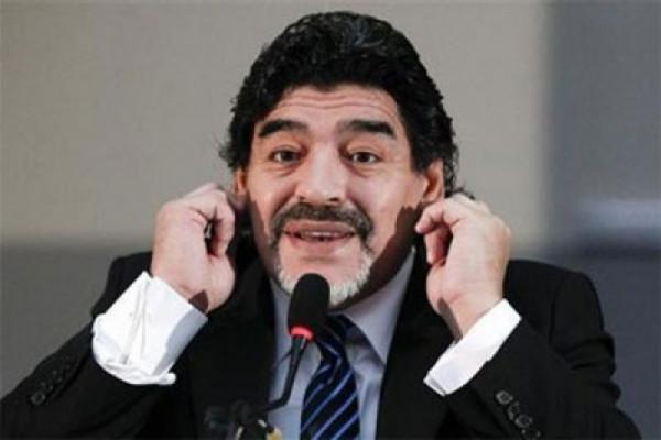 Diego Maradona Menasehati Messi Jelang Piala Dunia 2018
