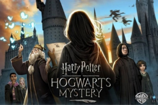 "Game ""Harry Potter: Hogwarts Mystery"" Sudah Bisa Dimainkan"