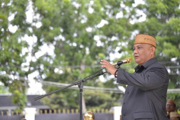 Belasan Pengusaha Minyak Kampung Temui Gubernur Gorontalo