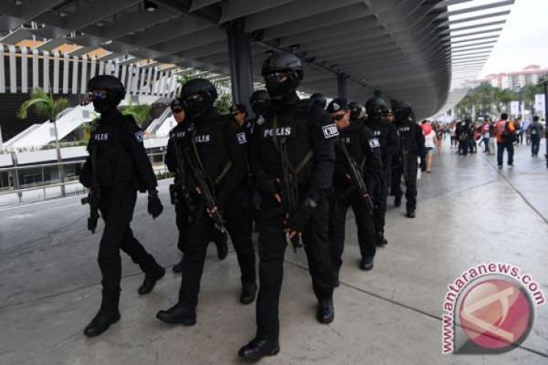 Kepolisian Malaysia Menangkap Tujuh Anggota Jaringan ISIS