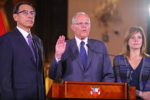 Presiden Baru Peru Janji Lawan Korupsi Dengan Biaya Berapapun