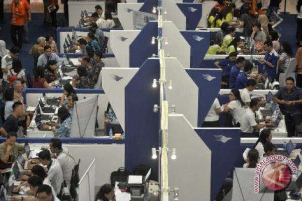 Travel Fair BNI-Garuda Target Transaksi Rp8 Miliar