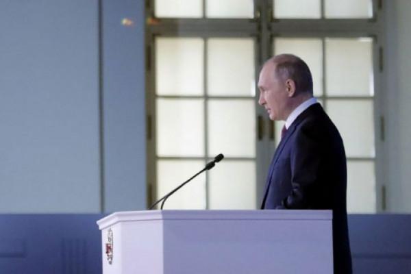 Vladimir Putin menang Pilpres, Ini Komentar Jerman