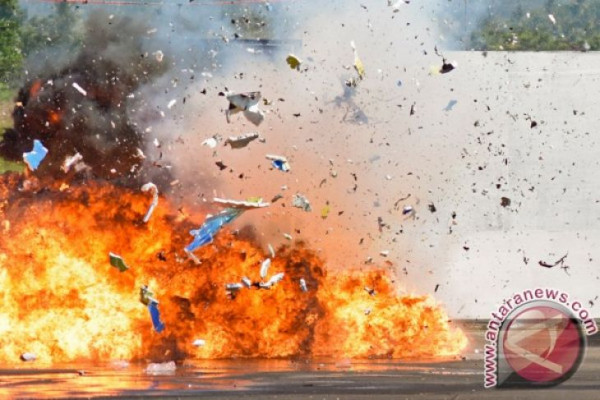Bom Meledak Di Pos Diplomatik India di Nepal