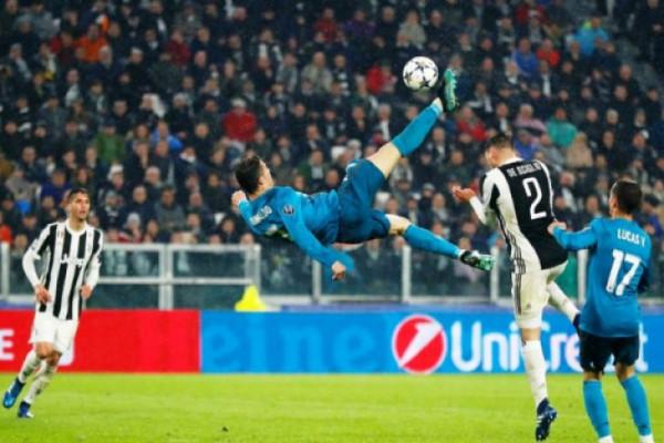 Ronaldo Jadi Penyelamat El Real