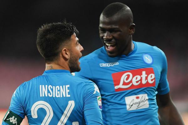 Napoli Kalahkan Juventus 1-0