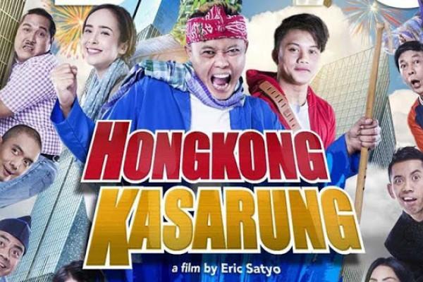 """Sinopsis Film - """"Hongkong Kasarung"""""""