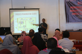 KPU Gorontalo Utara Siapkan